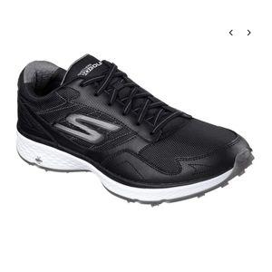 Skechers Go Golf mens size 9 Black